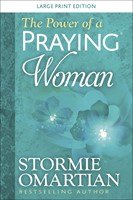 The Power of a Praying® Woman Large Print
