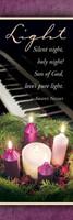 Advent Light of the World Bookmark