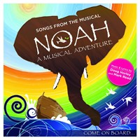 Songs from the Musical Noah CD (CD-Audio)