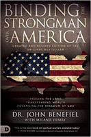 Binding the Strongman Over America (Paperback)
