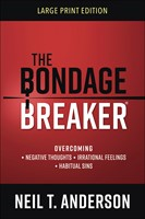 The Bondage Breaker Large Print (Paperback)
