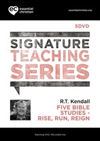 Signature Teaching Series: Rise, Run, Reign DVD