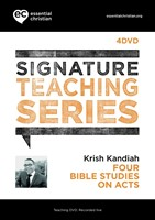 Signature Teaching Series: Acts DVD