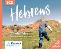 Food for the Journey: Hebrews CD (CD-Audio)
