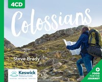 Food for the Journey: Colossians CD (CD-Audio)