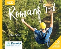 Food for the Journey: Romans 5-8 CD (CD-Audio)