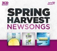 Spring Harvest Newsongs Boxset CD
