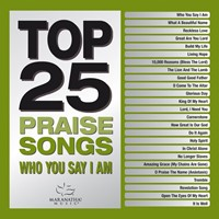 Top 25 Praise Songs CD