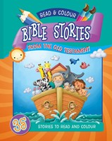 Read and Colour Bible Stories from the Old Testament