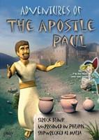 Adventures of The Apostle Paul DVD (DVD)