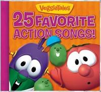 Veggietales 25 Favourite Action Songs (CD-Audio)