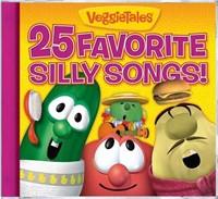 Veggietales 25 Favourite Silly Songs (CD-Audio)