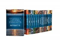 Swindoll's Living Insights New Testament Complete Set
