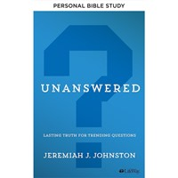 Unanswered - Personal Bible Study Book (Paperback)