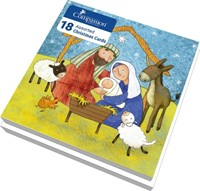 Assorted Christmas Cards (pack of 18)