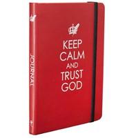 Hardcover Journal: Keep Calm (Hard Cover)