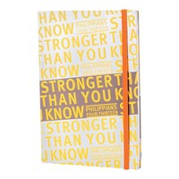 Notebook Journal: Stronger (Paperback)