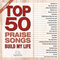 Top 50 Praise Songs CD