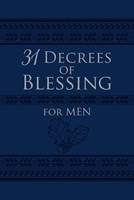 31 Decrees of Blessing for Men (Imitation Leather)