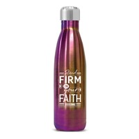 Sports Bottle: Stand Firm In Your Faith