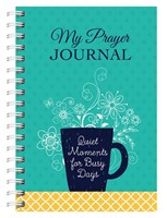 My Prayer Journal: Quiet Moments (Spiral Bound)