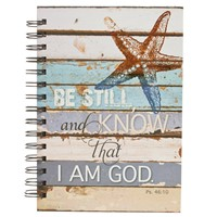 Wiro Journal: Psalm 46:10 (Spiral Bound)