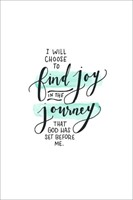 I Will Choose to Find Joy (new 2017) Mini Card