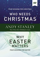 Who Needs Christmas/Why Easter Matters DVD