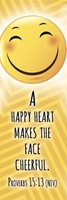Happy Heart Kids Bookmark (pack of 25)