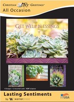Boxed Cards - Lasting Sentiments (pack of 12)