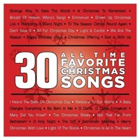 30 All Time Favorite Christmas Songs CD