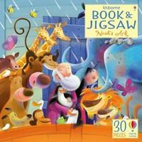 Book and Jigsaw: Noah's Ark
