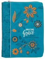 2021 18-Month Planner: Amazing Grace (Imitation Leather)