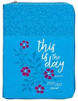 2021 18-Month Planner: This is the Day (Imitation Leather)