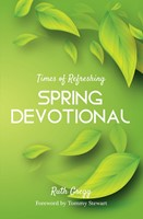 Times of Refreshing: Spring Devotional