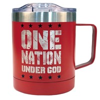One Nation Stainless Steel Mug with Handle (General Merchandise)