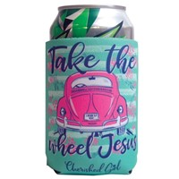 Take the Wheel Cherished Girl Can Cooler (General Merchandise)