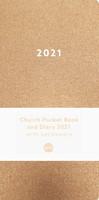 Church Pocket Book and Diary 2021, Bronze (Diary)