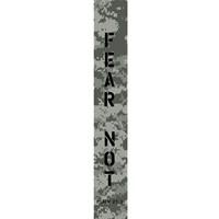 Fear Not Digital Camo Guitar Strap