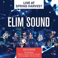 Elim Sound Live at Spring Harvest CD