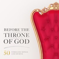 Before the Throne of God CD (CD-Audio)