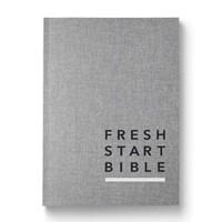 Fresh Start Bible Correctional Edition (Paperback)