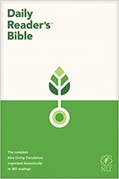 NLT Daily Reader's Bible (Softcover) (Paperback)