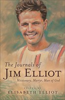 The Journals of Jim Elliot (Paperback)