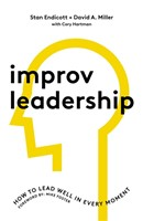 Improv Leadership (Hard Cover)