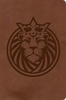 KJV Kids Bible, Lion LeatherTouch (Imitation Leather)