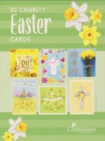 Easter Charity Assorted Boxed Cards (pack of 20)