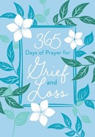 365 Days of Prayer for Grief and Loss (Imitation Leather)
