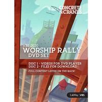 VBS 2020 Worship Rally DVD Set (DVD)
