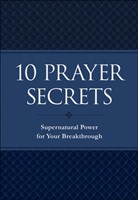 10 Prayer Secrets (Imitation Leather)